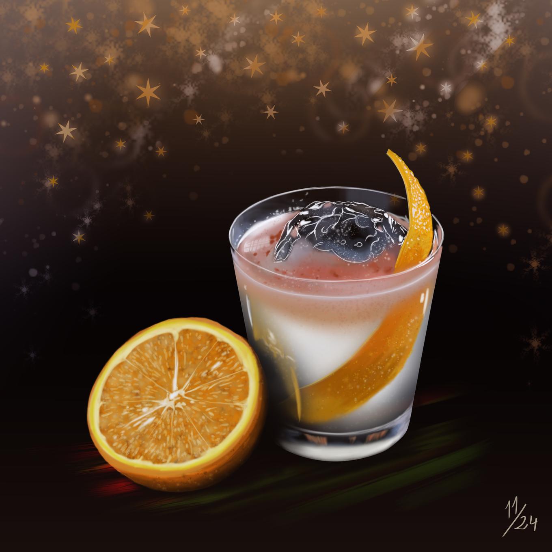 Crimbo Cocktail Calendar 11/24 image 1