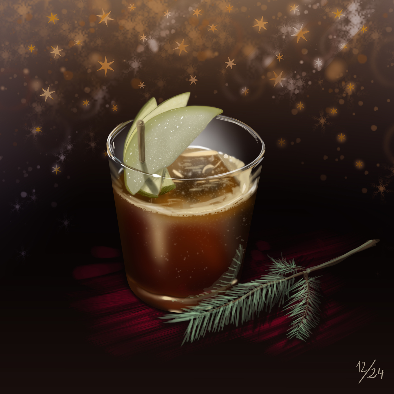 Crimbo Cocktail Calendar 12/24 image 1