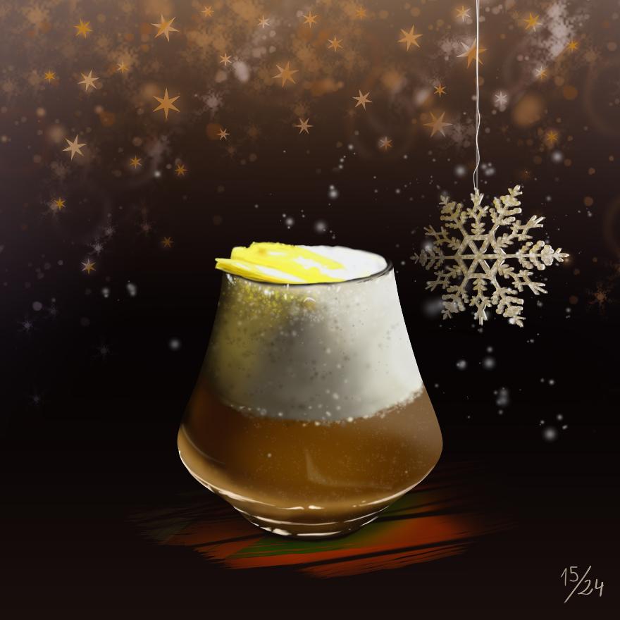 Crimbo Cocktail Calendar 15/24