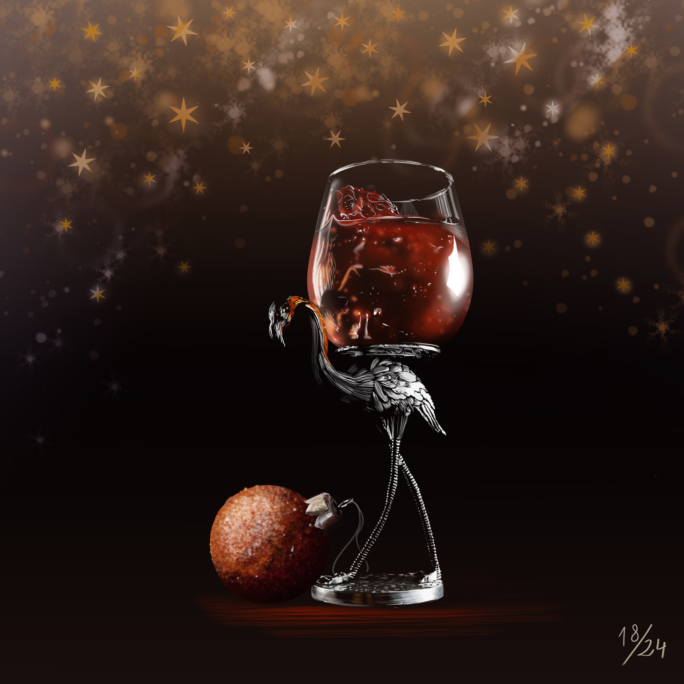 Crimbo Cocktail Calendar 18/24 image 1