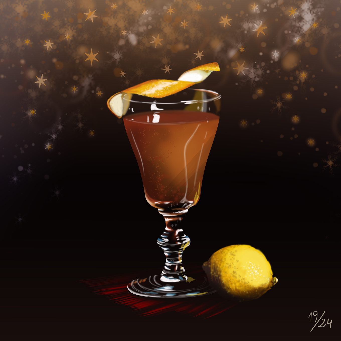 Crimbo Cocktail Calendar 19/24 image 1