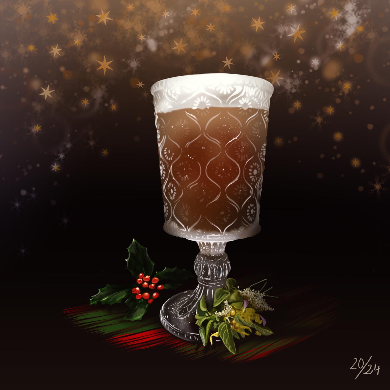 Calendário de coquetéis festivos image 1