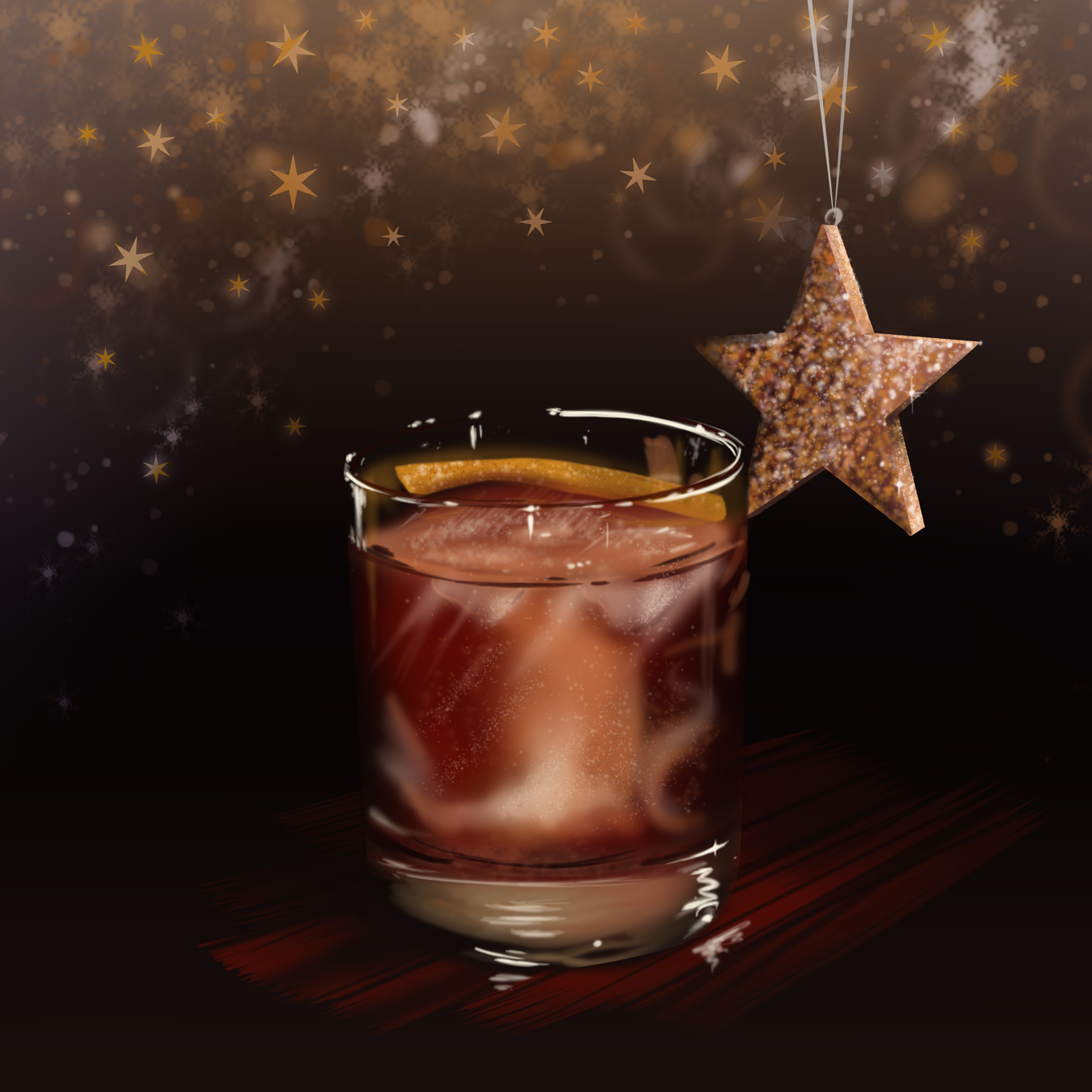 Crimbo Cocktail Calendar image 1