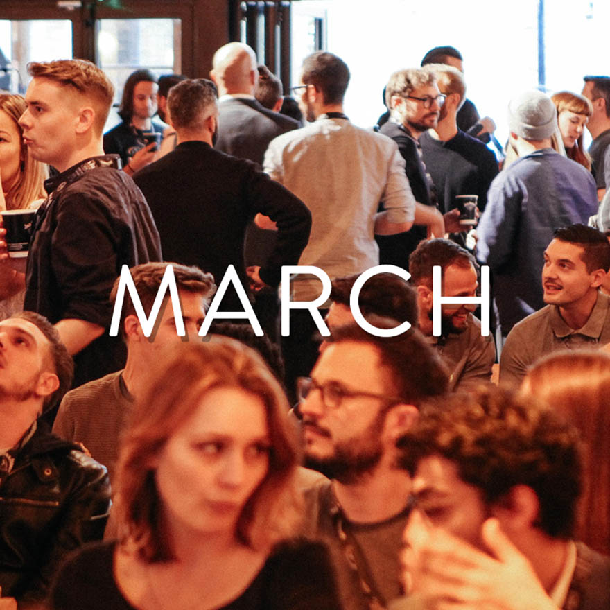 March events for discerning drinkers