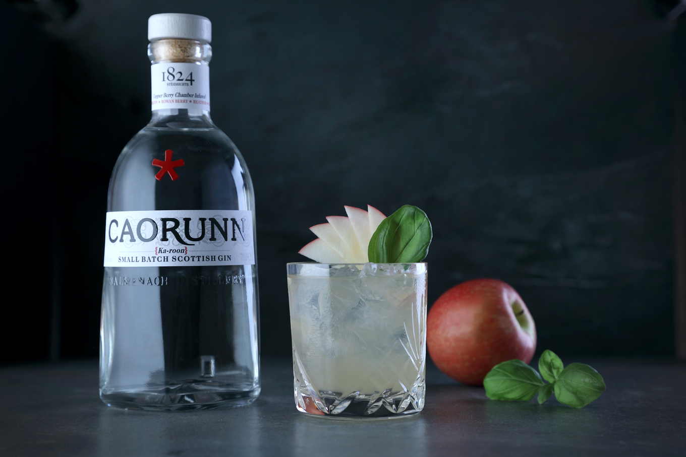 Caorunn's 10 Year Switch cocktail competition image 1