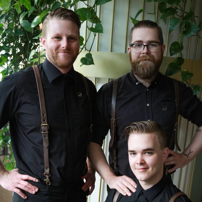 Botanist Bar Team