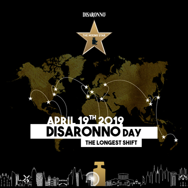 Disaronno Day - The Longest Shift image
