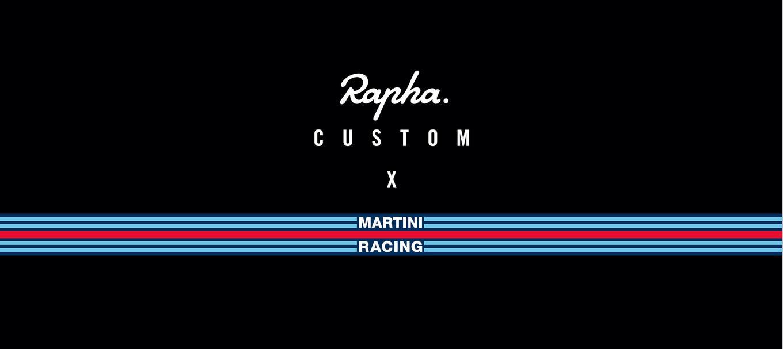 última venta zapatos de otoño pulcro Martini Racing Ciclismo - Our program partners: Rapha Custom