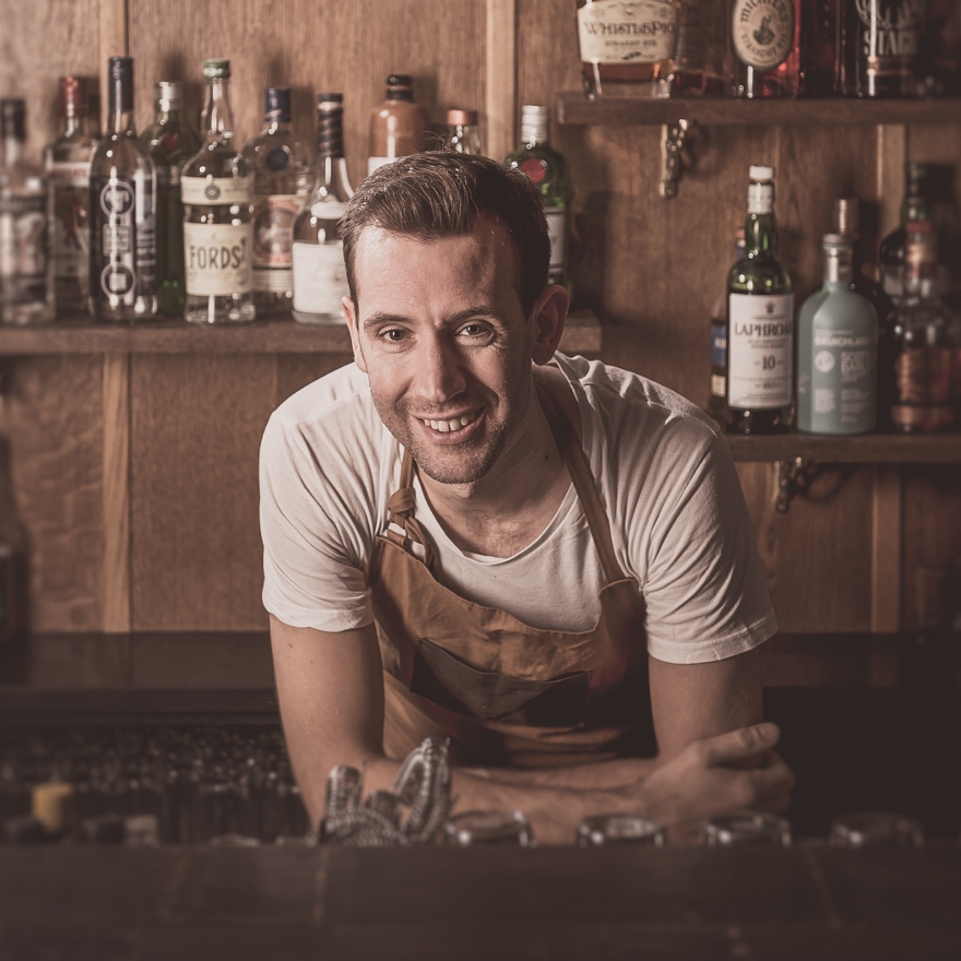 Bar Entrepreneur Alastair Burgess