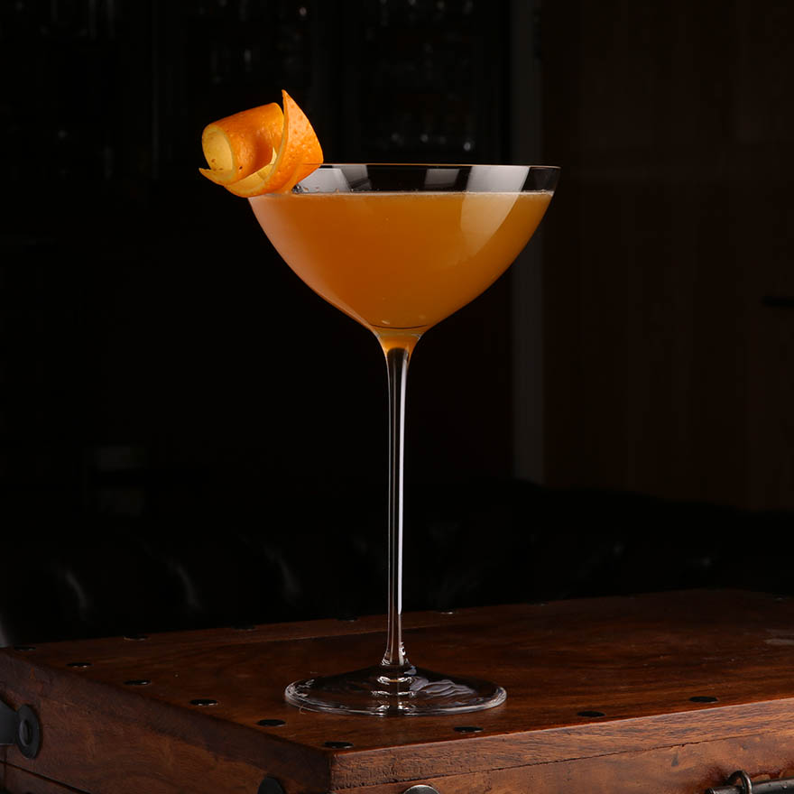 Bronx cocktail image