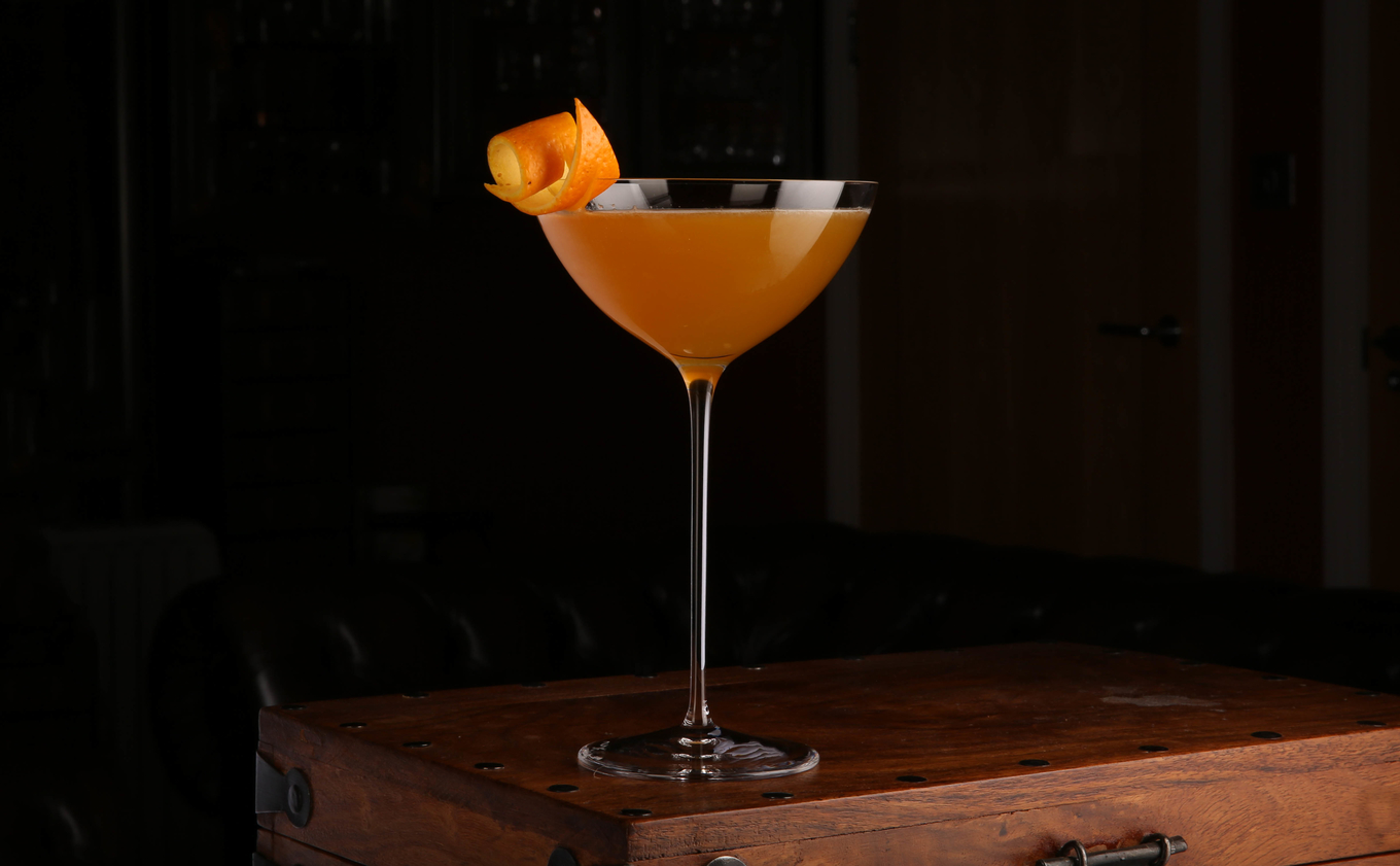 Bronx cocktail image 1