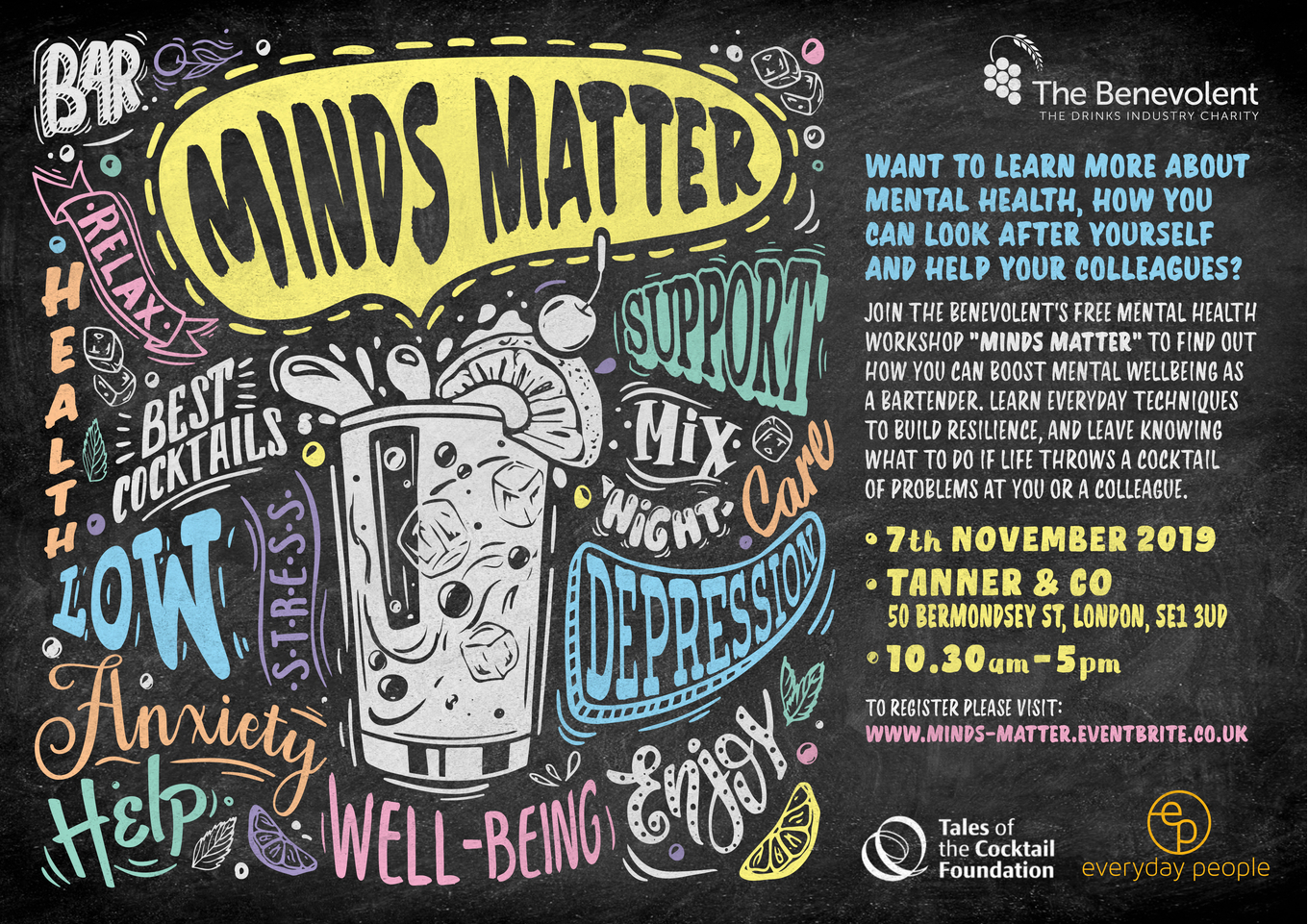 Minds Matter workshop by The Benevolent image 1