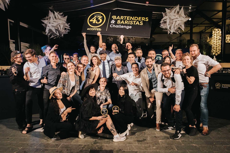 Licor 43 Bartenders & Baristas Challenge 2019 image 1