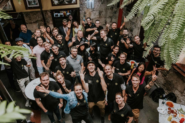 Licor 43 Bartenders & Baristas Challenge 2019 image 3