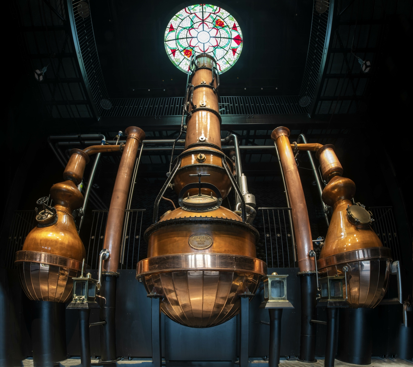 Hendrick's Gin Palace Distillery - Production