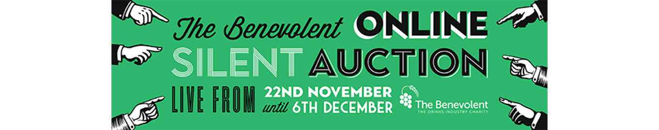 Online Silent Auction by The Benevolent image 1