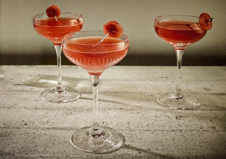 Fresh Fruit Martinis image 1