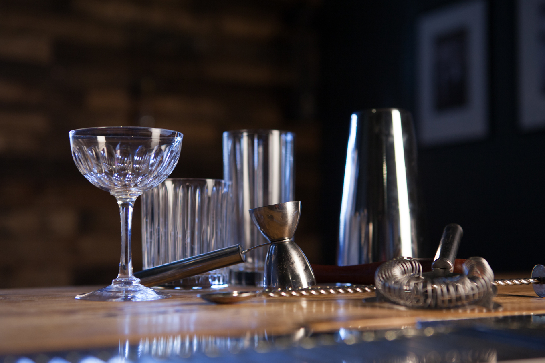 Basic cocktail equipment image 1