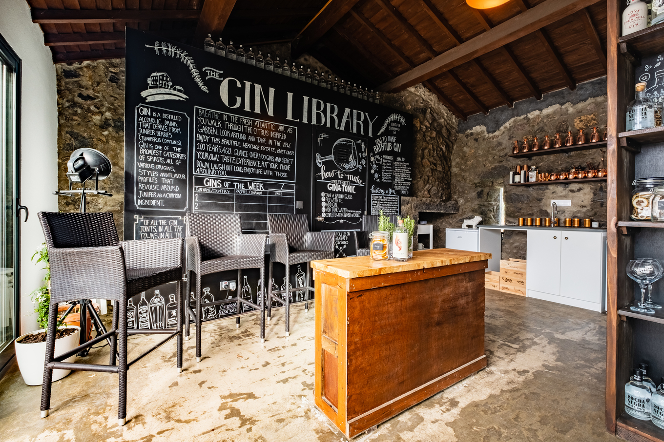 The Gin Library story image 1