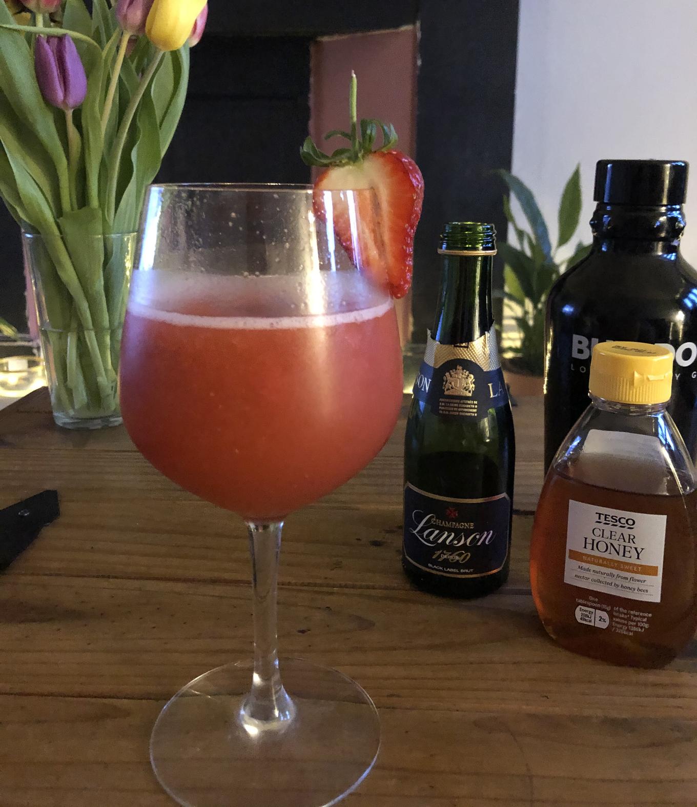 Sorbet cocktails image 1