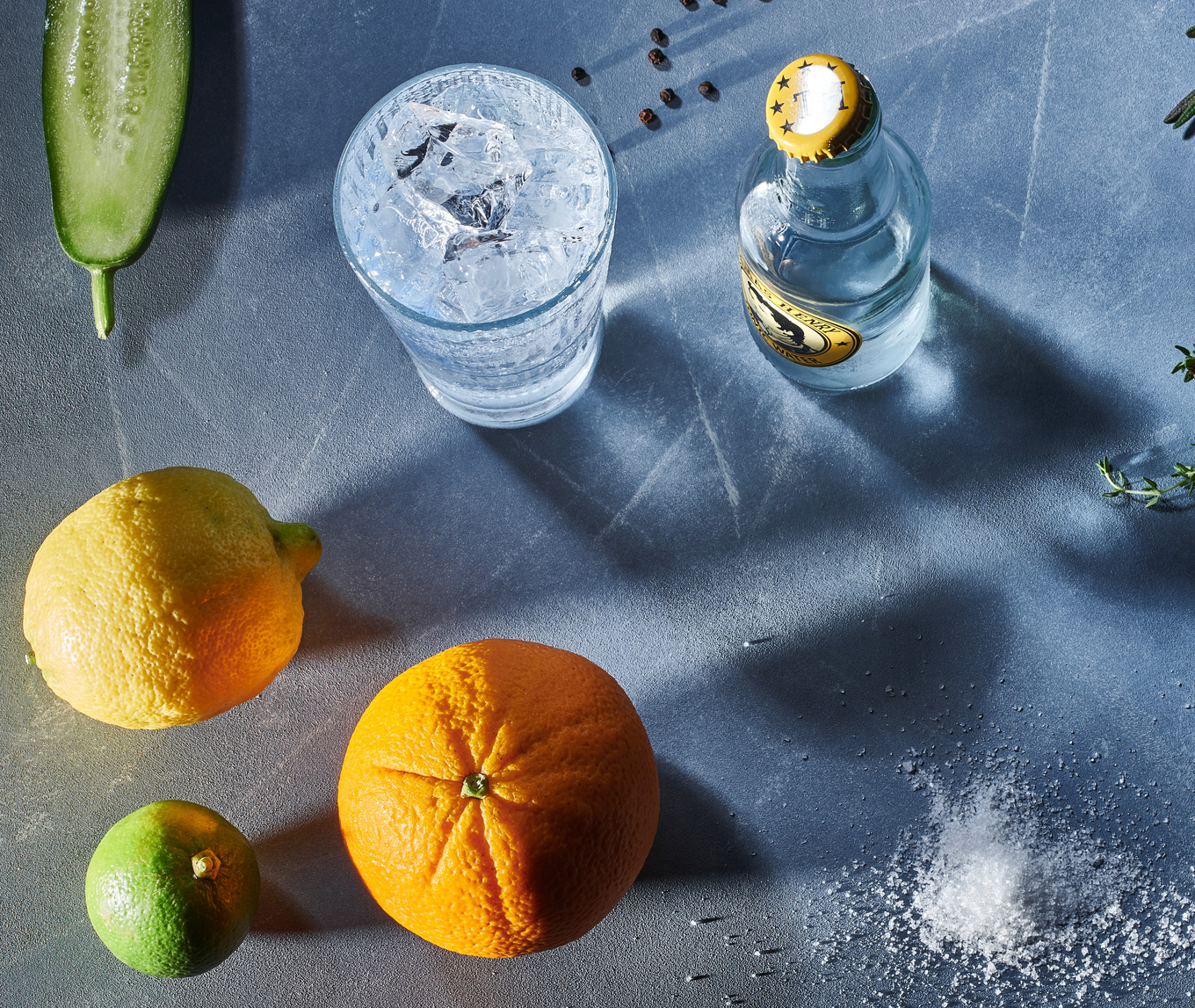 Garnishing your Gin & Tonic image 1