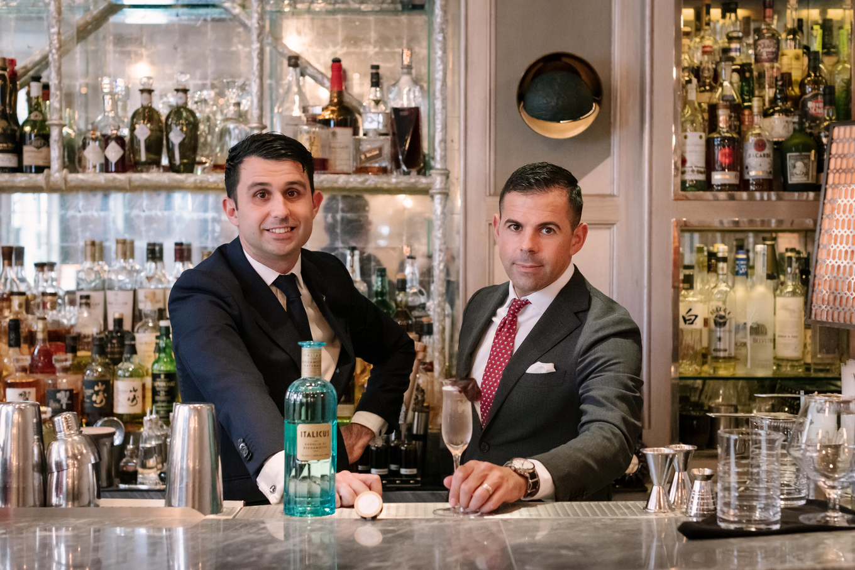 Giorgio Bargiani & Ago Perrone, The Connaught Bar image 1