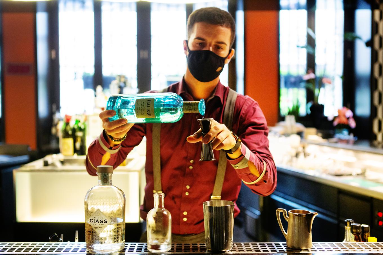 Antonio Rosato, Mandarin Bar & Bistro image 1