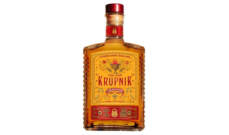 Krupnik liqueur image 1