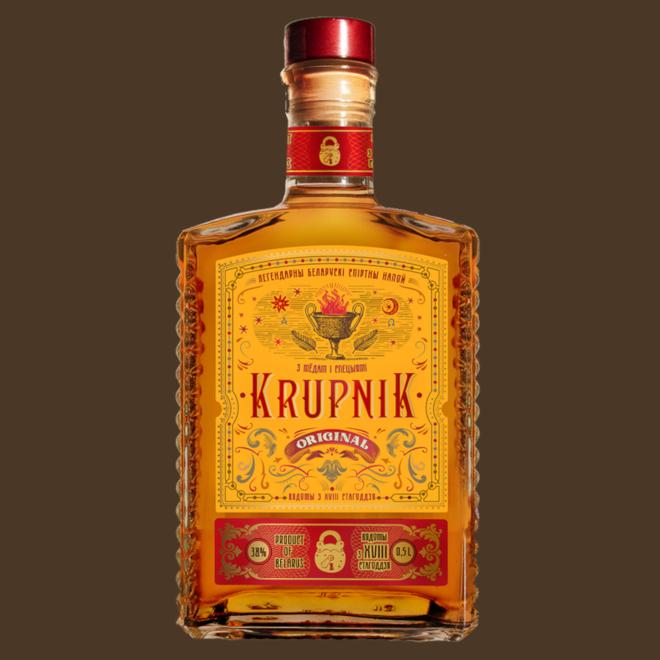 Krupnik liqueur