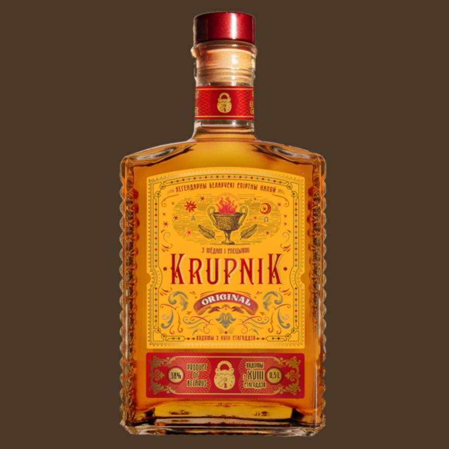 Krupnik liqueur image
