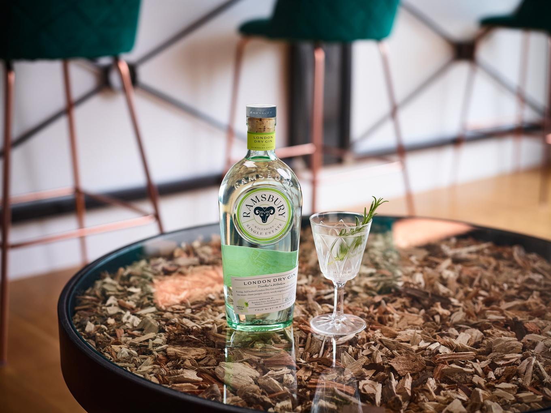 Ramsbury's Gin Martini image 1