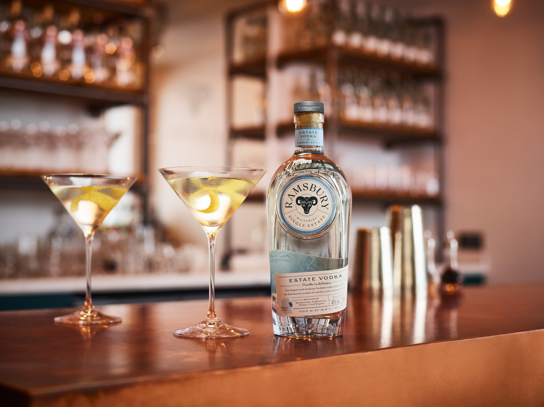 Ramsbury's Vodka Martini image 1
