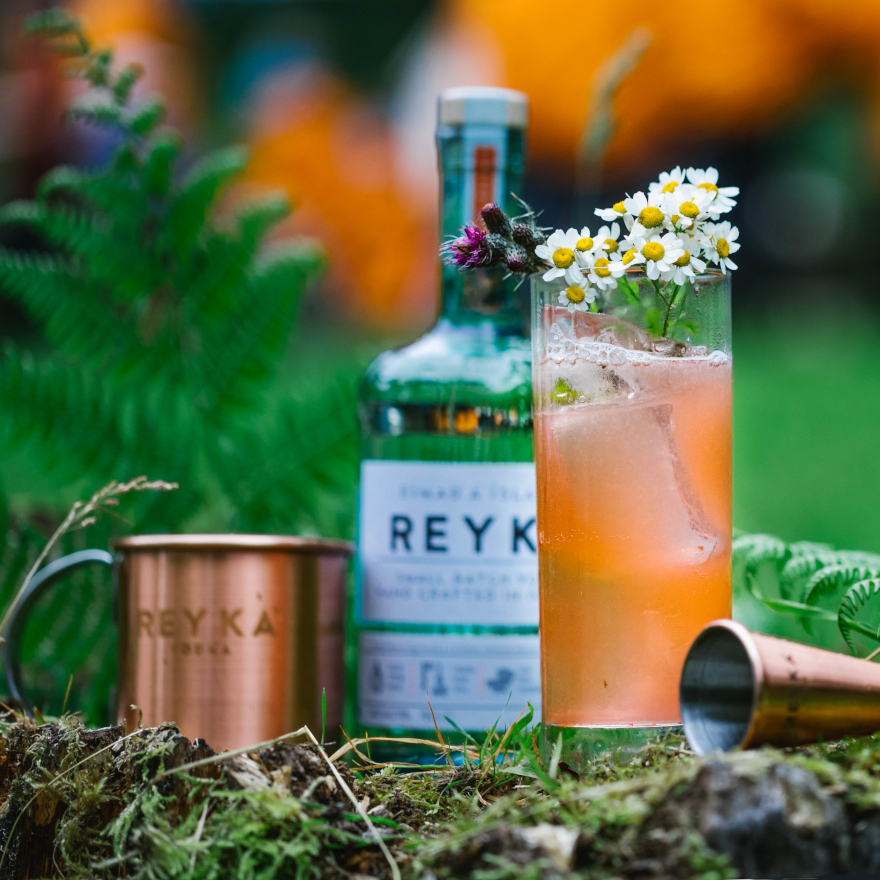Reyka Expedition Cocktail Competition image
