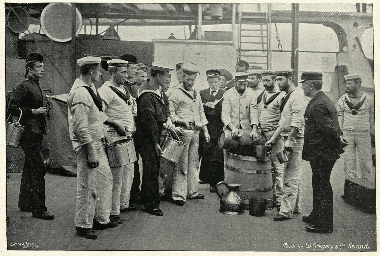 Navy Rum - the rum that fuelled the British Navy image 1
