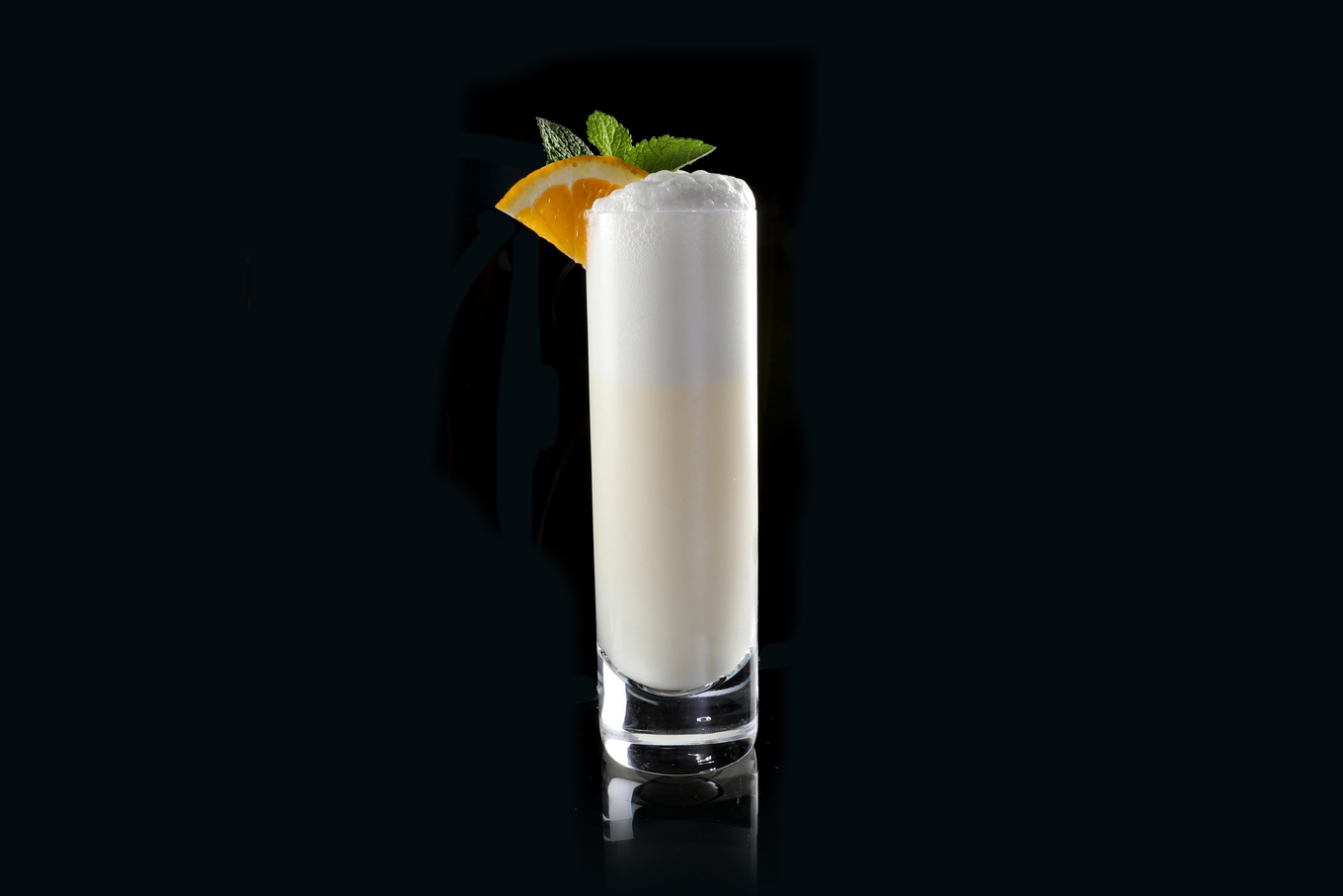 Ramos Gin Fizz cocktail image 1