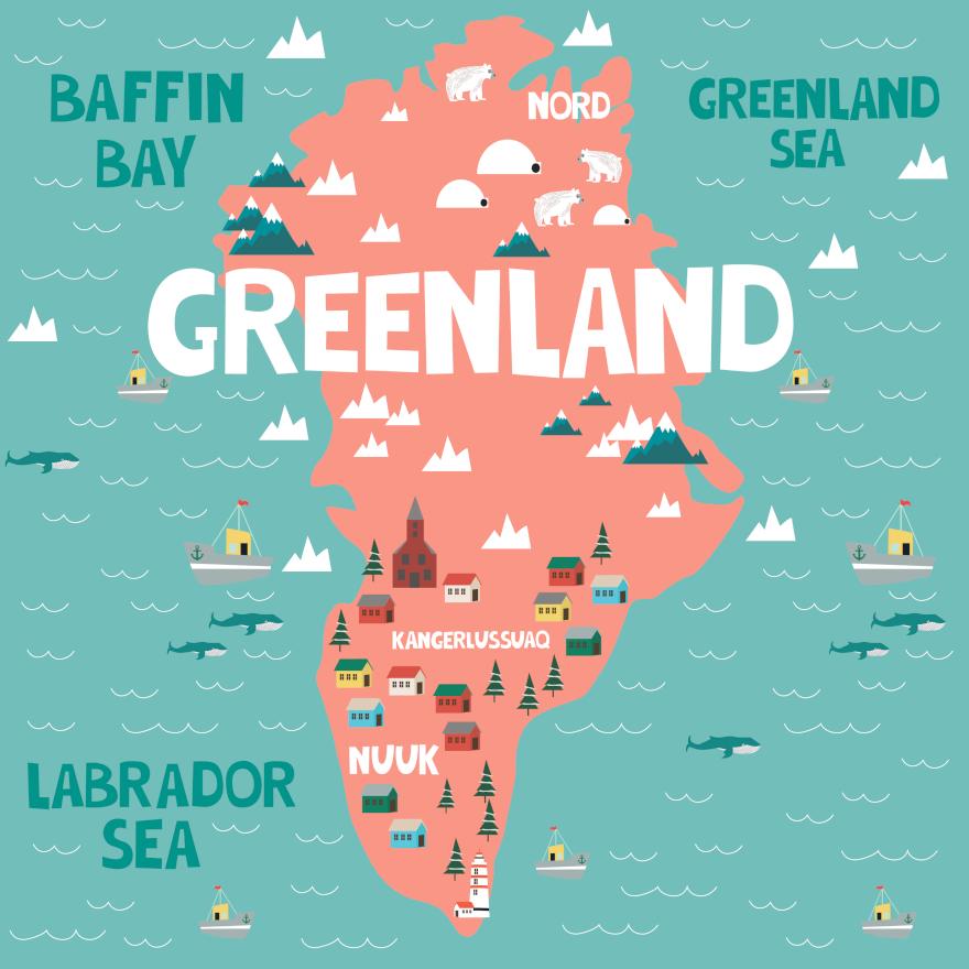 Dia Nacional da Groenlândia image