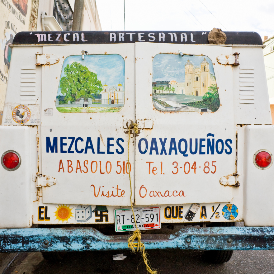 Mezcal - What it is and how it's made image