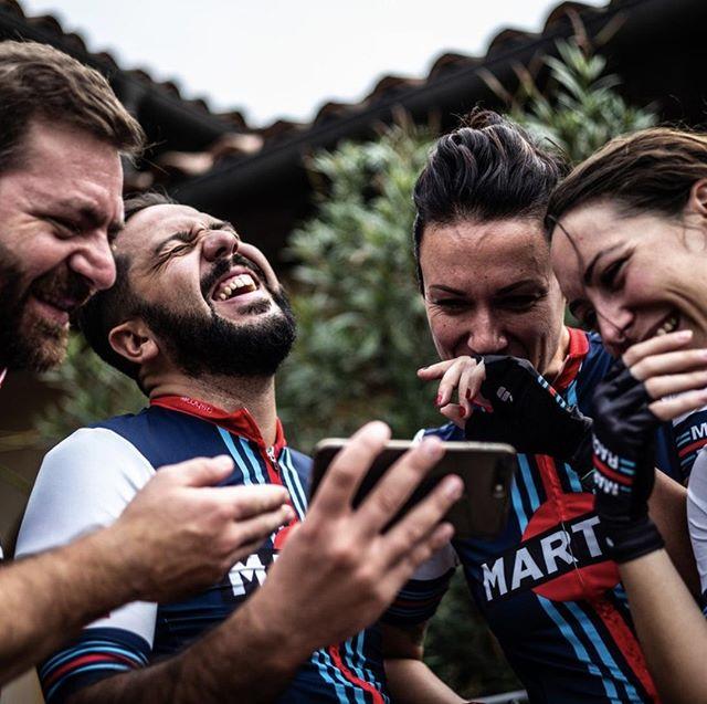 Bartenders, training partners, friends. ❤️ . . . . #martiniracingciclismo #martiniracing #martini #earnyourstripes #makebitterchoices #laclassica #healthyhospo #bartending #bartenderlife #bartender #barlife #mixologist #hospolife #hospitality #drinksindustry  #lifebehindbars #cyclingculture #stravacycling #cyclegram #ciclismo #fromwhereiride #cyclistlife #sportersbelevenmeer  #outsideisfree #cyclingpics #stravaphoto
