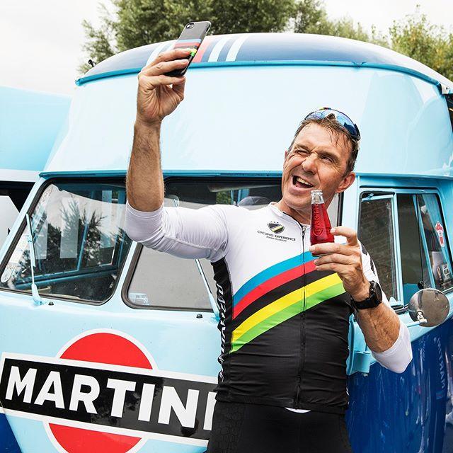 A cheeky little @martini Fiero&Tonic for the 'Lion of Flanders' & former world champion @johanmuseeuw after a solid 75km ride in the Bruges area!  . . . . . #martini #fierotonic #martiniciclismo #martiniracingciclismo #bartenders #hospitality #lifebehindbars #ciclismo #cycling #cyclingpics #cyclingphotos #cyclinglove #cyclinglife #cyclistlife #fiets #bike #wellbeing #sportersbelevenmeer #hero #johanmuseeuw #thelionofflanders #deleeuwvanvlaanderen #worldchampion #wereldkampioen #cheers  Photography by @jeanvancleemput