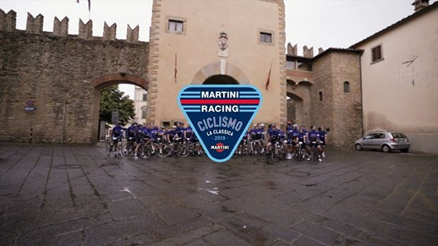 RIDE 1/3: 130KM, Arezzo > Orvieto ???? What a start to La Classica 2019. Our first ride saw some rain, a few hills, and some challenges, but nothing dampened the spirit of our riders.  Stay tuned to our Instagram story for more live updates of Ride 2 today!  #LaClassica2019 #MartiniRacingCiclicmo #earnyourstripes  Video: @_mnfilm  @diffordsguide @romabarshow @italybiketours @winetowater @rapha_uk @raphacustom