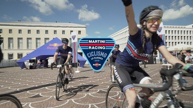 THEY MADE IT! After three days and 300kms, our bartenders have completed MARTINI RACING Ciclismo's La Classica - arriving exhausted and elated into @romabarshow today. Please join us in congratulating them for their amazing efforts. Everyone has well and truly earned their stripes. ????  Video: @_mnfilm  #martiniracingciclismo #laclassica2019 #earnyourstripes #romabarshow2019 @italybiketours @winetowater @diffordsguide @raphacustom