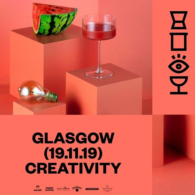 Our second and last visit to Scotland in this years series of Jigger Beaker and Glass!  On the 19th of November we will be hosting Jigger Beaker and Glass in Glasgow with a focus on Creativity.  With special guest @joe_schofield coming up to talk all things creativity. The Bacardi Brown Forman Advocacy Team will give you tips and hints to enhance creativity and we will put your creativity to the test!  #jiggerbeakerandglass #creativity #glasgow #scotland #bartending #bartender #expandyourbox