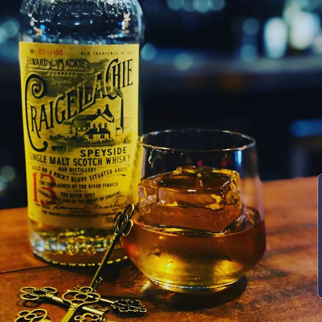 With just over a month until Jigger Beaker Glass in Glasgow. Our first drinks partner is the guys from @thegateglasgow who will be serving Monte Coco. Showcasing Craigellachie 13 wash with coconut and amaro Montenegro