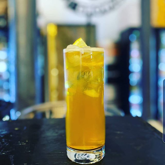 Our third drinks partner for Glasgow is none other than the @gruntinggrowler They will be serving a refreshing mix of Jack Daniels Tennessee Rye, Sweet Earl Grey Tea and Siren Calypso Sour Beer, adding a creative twist to a classic brunch cocktail.