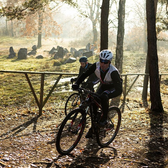 Let's go off-road! Time to leave the beaten path and pedal those miles out in the field! Fresh air & beautiful winter colours will make you feel happy in an instant!!⁠ .⁠ .⁠ .⁠ .⁠ #martiniracingciclismo #martiniracing #martini #vermouth #ciclismo #cycling #cyclingpics #cyclingphotos #cyclinglove #cyclinglife #cyclistlife #bike #health #wellbeing #training #fitlife #worklifebalance #sportersbelevenmeer #crossisboss #cyclocross #veldrijden #svennyscyclingcenter #wintermilessummersmiles #wintermiles #outsideisfree⁠ .⁠ Photography by @jeanvancleemput