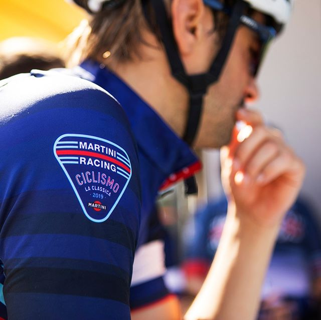 MARTINI RACING Ciclismo's 2020 season will begin soon - stay tuned for updates. Who's ready?! #EarnYourStripes