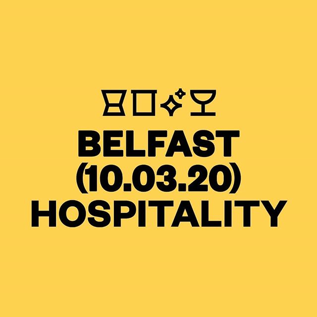 Not long to go now before we host our first Jigger Beaker Glass in Belfast! Looking forward to seeing you all tomorrow for what looks to be a fantastic event!  #jiggerbeakerandglass #belfast #northernireland #bartening #hospitality #cocktails #service