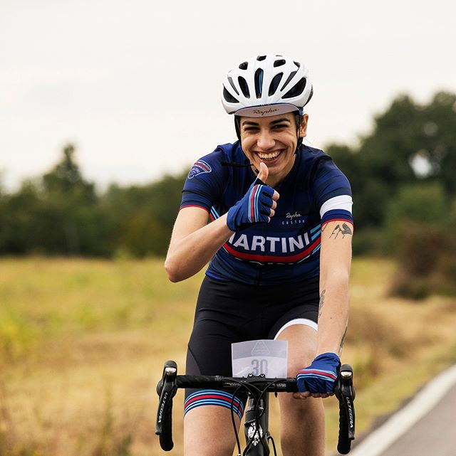 This was the first time @chelcath had attempted a cycle like this and no matter how hard the journey, you'd find her smiling through it. The inspiration we need. ?⁠ .⁠ .⁠ .⁠ .⁠ ⁠ #martiniracingciclismo #martiniracing #martini #earnyourstripes #makebitterchoices #laclassica #healthyhospo #bartending #bartenderlife #bartender #barlife #mixologist #hospolife #hospitality #drinksindustry #lifebehindbars #cyclingculture #stravacycling #cyclegram #ciclismo #fromwhereiride #cyclistlife ⁠#rapha