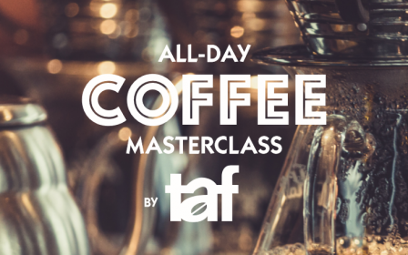 Coffee talk & masterclass από την Taf image 1