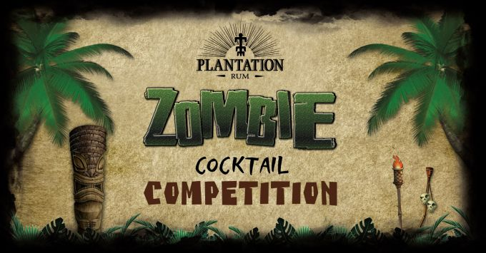 Plantation Zombie Cocktail Competition image 1
